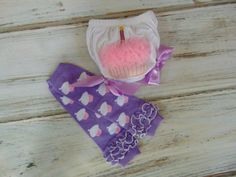 Baby 1st Birthday Bloomer and Leg Warmer Set by ASweetCelebration