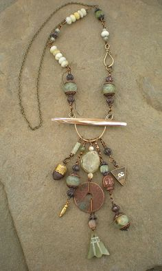 Maggie Zee amulet talisman necklace | Flickr - Photo Sharing!