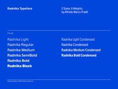 Radnika™ Typeface on Behance
