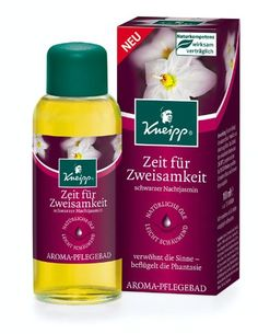 Kneipp Aroma-Pflegebad Zeit für Zweisamkeit Schwarzer Nachtjasmin, 100 ml Kneipp http://www.amazon.de/dp/B002PAQUAW/ref=cm_sw_r_pi_dp_ogUivb0GE04KD