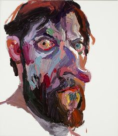 Self Portrait (Serious) by Ben Quilty | Ocula