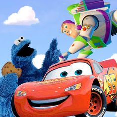 Cars Toys & Story Movie Games - YouTube