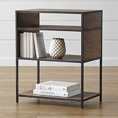 Knox Low Open Bookcase (Crate & Barrel $899)