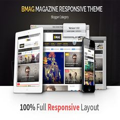 Download BMAG Magazine Responsive Blogger Template  Latest Version, Full BMAG Magazine Responsive Blogger Template  Free Dow http://www.freezone360.com/bmag-magazine-responsive-blogger-template-download-free-version/