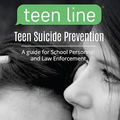 A brochure to help identify signs of suicidal behavior and prevent suicide.