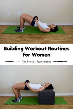 Building effective workout routines for women! Best practices I've learned to put together fitness programs as a certified personal trainer and gym girl.|The Bikini Experiment