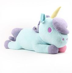 As big as they come: LittleTwinStars GIGANTIC Unicorn plush!