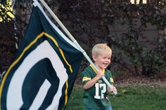 Winner: Proudest #Packers Kid