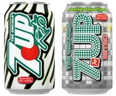 Cool retro 7 Up #packaging PD