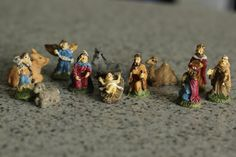 the 12 days of Nativity (for your neighbor!) | the paquettes
