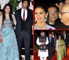 दिल्लीत झाले अहानाचे दुस-यांदा Wedding Reception, स्टार्ससह पोहोचली राजकीय वर्तुळातील मंडळी  http://divyamarathi.bhaskar.com/article/BOL-TOP-aahna-deol-wedding-reception-in-delhi-4513889-PHO.html