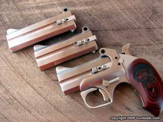 Bond Arms Colt/ Shotshell Snake Slayer: The Derringer Perfected Derringer Pistol, Revolvers, Bushcraft, Pocket Pistol, Guns Dont Kill People, Best Pocket Knife, Guns And Ammo, Self Defense, Cool Items
