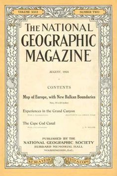 A cover gallery for National Geographic National Geographic Cover, National Geographic Photography, Vintage Magazines, Vintage Ads, Magazine Front Cover, Magazine Covers, Cradle Of Civilization, Number Two, Gallery