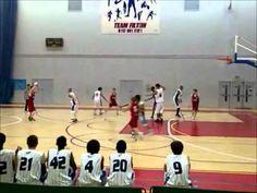 Bristol Storm Basketball