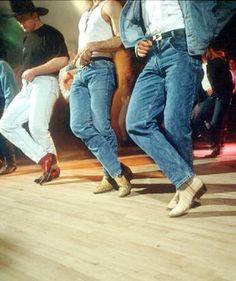 line dancing :)