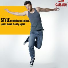 #Jeans is #Style and Jeans is #Life