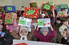 Ein schönes Weihnachtsfest auch für die armen Kinder Moldawiens - dank der Aktion