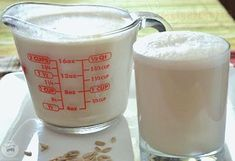 Os leites vegetais combinam muito bem com frutas e podem ser utilizados para preparar deliciosos smoothies e vitaminas. Também pode ser tom...