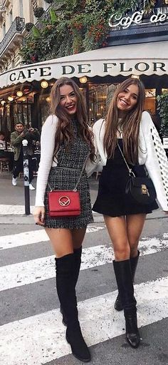 38 Stunning Fall Outfits Ideas To Copy Right Now Classy Fall Outfits, Fall Outfits For Work, Casual Outfits, Sexy Outfits, Paris Outfits, Dress Outfits, Trendy Fashion, Fashion Fashion, Casual Looks