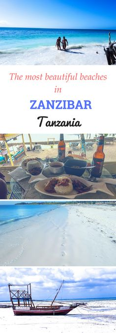 Zanzibar's beaches were the perfect end to our trip through Tanzania. Check out our responsible travel guide! Zanzibar Beaches, Responsible Travel, Cultural Experience, African Countries, Most Beautiful Beaches, Travel Memories, Cheap Travel, Culture Travel, Beautiful Landscapes