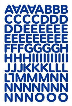 "Alphabet Sticker ""Helena"" – ozeanblau Alphabet Stickers, Stationery, Kpop, Lettering, Logos, How To Make, Magenta, Purple, Journal"