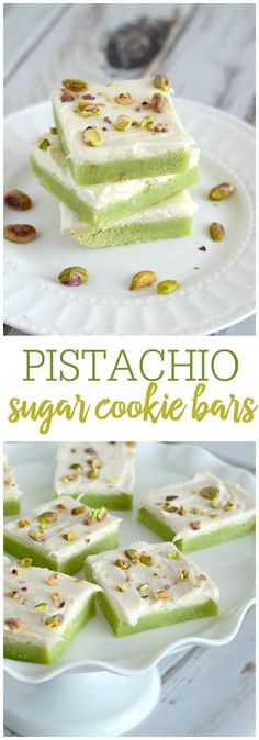 Soft and chewy pista