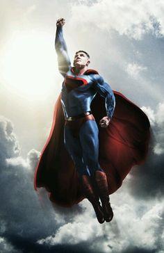 Kingdom Come SUPERMAN by •Scott Harben