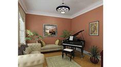 Interior, Living Room 1