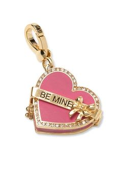 Juicy+Couture+Chocolate+Heart+Box+Charm+available+at+#Nordstrom