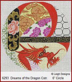 Leigh Designs Needlepoint