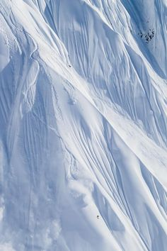 50 mph ollie on a 50 degree slope? Yep, that'll be Travis Rice. / Travis Rice / Spine Line / Girdwood, Alaska / Photo by Scott Serfas #snowboard