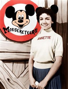 Annette Funicello, an original Mouseketeer, dies at 70  ~  Memories...I grew up with Annette and the Mouseketeers. I'll always remember her during that time of her life. Love you Annette.