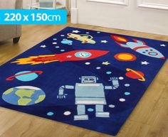 outer space bedrooms for kids | pb kids star rug 300x264 kids room