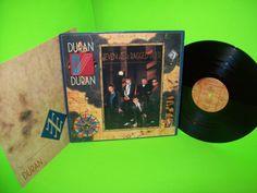 Duran Duran – Seven And The Ragged Tiger Vinyl LP Record 1983 The Reflex #SynthPop