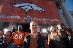 As soon as Manning hopped off Engine No. 18 during the Super Bowl celebration, however, he was done as quarterback of the Broncos. What happens next is the long goodbye.