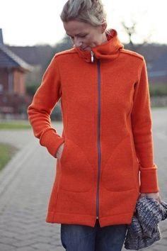 57 best Mäntel und Jacken images on Pinterest   Jackets, Sewing ... c124fb274a