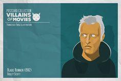 Villains of Movies | Blade Runner
