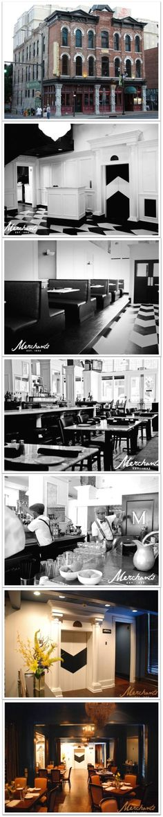 merchants nashville - fell in love with these floors!