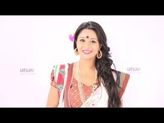 How to Wear Saree - Different Indian Styles of Saree Draping Video Tutorial