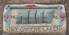 Gevelsteen, Dordrecht, Nl.  Foto T. Hiem.