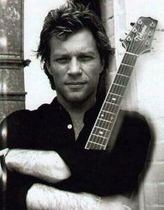 Jon Bon Jovi even hotter now than before!