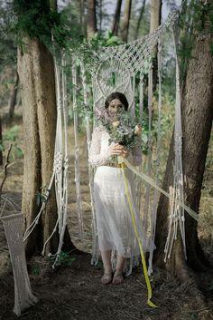 Carla Abella photoshoot.  Styling and set design by RabbitHole Creatives