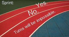 25 Things Only Track And Field Runners Can Understand The first lane makes it impossible to hurdle in the 300 m Track Quotes, Running Quotes, Sport Quotes, Running Motivation, Nike Quotes, Running Humor, Motivation Quotes, Running Track, Track Workout