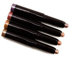 Laura Mercier Shadows and Bright Metallic Caviar Stick Eye Colour Collection Review & Swatches