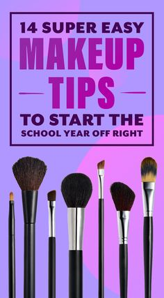 14 Insanely Easy Makeup Tips To Master Today