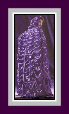 LILY MUNSTER CAPE Costume Sewing Pattern by FarfallaDesignStudio, $29.00