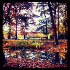 Fall in Munich