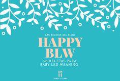 Portada ebook Happy BLW  -  58 recetas para Baby Led Weaning