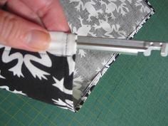 10 hanging files thread through by kitschycoo, via Flickr