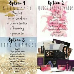Three reasons to order the kit! And for the month of November get FREE SHIPPING on your kit! #youniquemakeup #younique